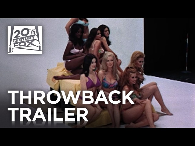 Beyond The Valley of The Dolls | TBT Trailer | 20th Century FOX
