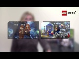 LEGO® Ideas Second 2014 Review Results: Announcing LEGO Ideas #011 and #012