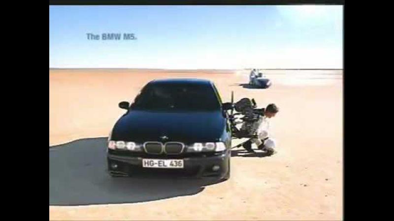 BMW banned advertising - Bmw nin yasaklanmış reklam filmi