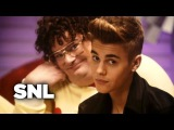 Valentine's Day Message from Justin Bieber - Saturday Night Live