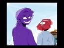 FnaF - Phone Guy and Purple Guy (Best friends)