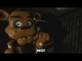 [SFM FNAF] Why Isnt Phantom Bonnie in Five Nights at Freddys 3 (Русская Озвучка)