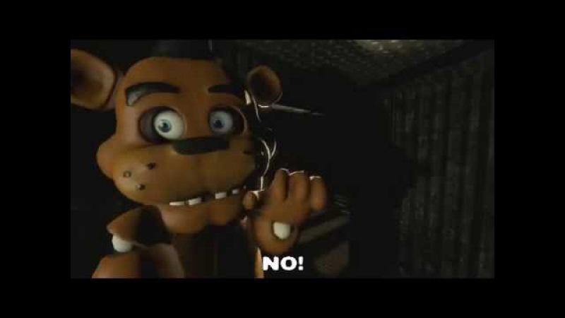 [SFM FNAF] Why Isn't Phantom Bonnie in Five Nights at Freddy's 3 (Русская Озвучка)