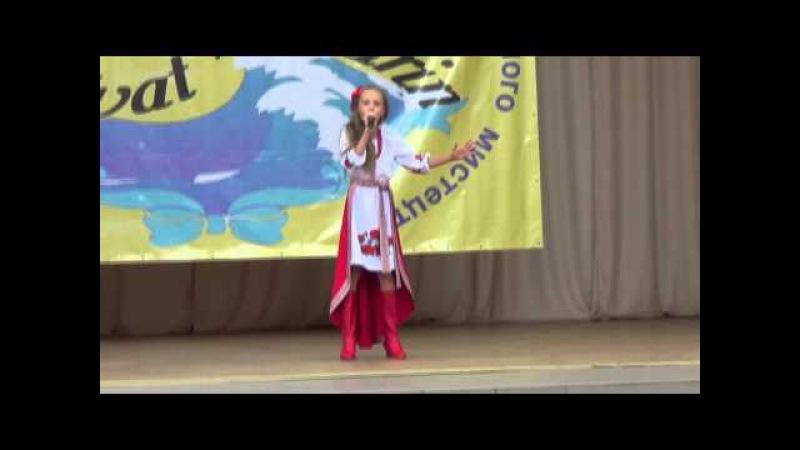 Оля Трашкалёва - Мальви (Cover Ани Лорак) 10 лет