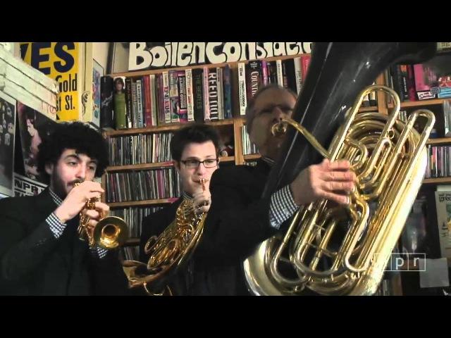 Canadian Brass: NPR Music Tiny Desk Concert