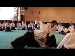 Aikido: OKAMOTO Yoko Sensei Berlin 2015  Part 4