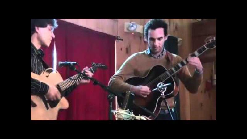 Frank Vignola Julian Lage play Caravan at Woodstock Show