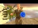 32nd Abstract Distract: Legolas' Bow Gimli's Axe