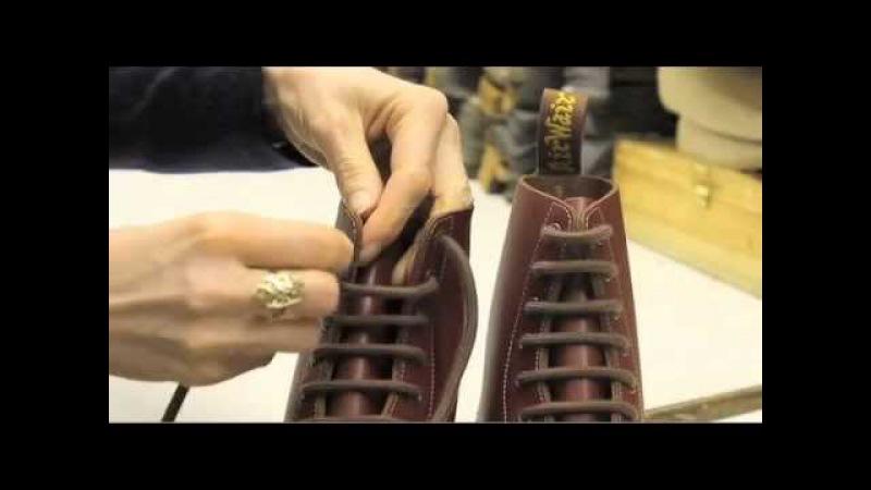 Dr. Martens Art of Industrial Manufacture Video » Freewka.com - Смотреть онлайн в хорощем качестве