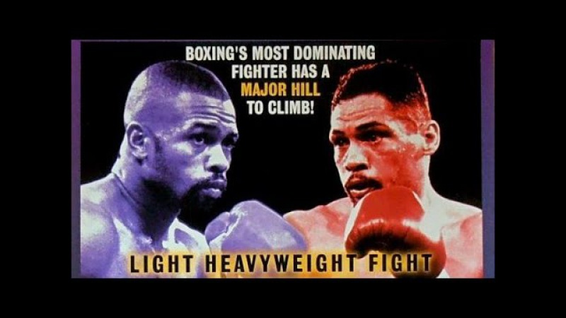 Roy Jones Jr vs Virgil Hill (Боец) [25.04.1998]