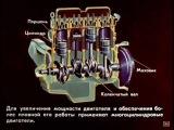 Двигатель внутреннего сгорания. Физика 8 класс