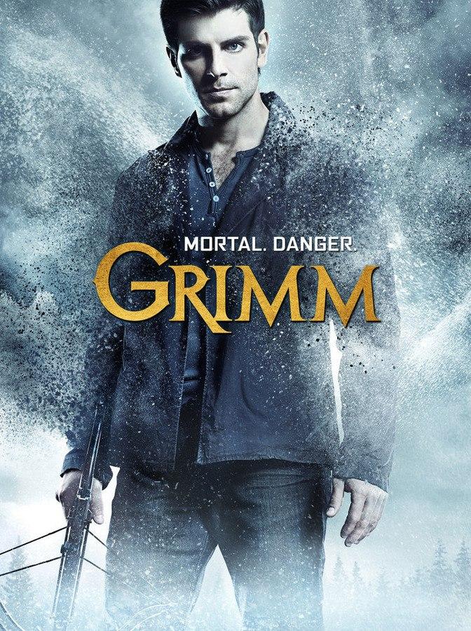 Grimas / Grimm (2014) 4 Sezonas
