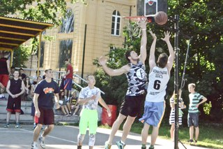 GHETTO BASKET 02/07/2015