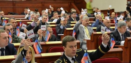 Парламент ДНР принял закон «О внутренних войсках МВД»