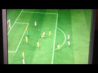 Анжи.0-1.Бавария