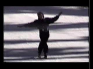 Diana and Michael Demonstrating Snow Dancing on Skiboards - Skiboards.com