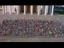 САМЫЙ КРАСОЧНЫЙ ФЛЕШМОБ В АСТАНЕ The Brightest Flashmob in Astana