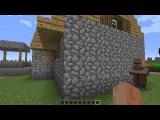 Современная деревня #3 ( minecraft )
