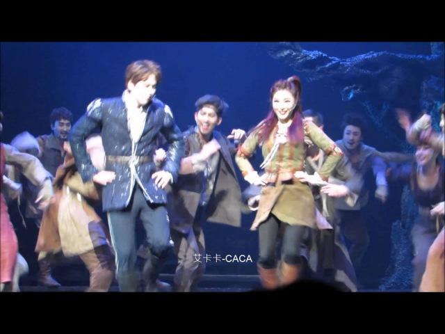 로빈훗羅賓漢 - 跳舞片段 (KyuHyun 圭賢 규현)