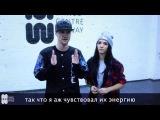 Nina Simone - Sinnerman Greg Chapkis & Ariana Breceno - inteview - Dance Centre Myway