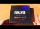 Unboxing BTS Bangtan Boys 방탄소년단 1st Studio Album Dark Wild