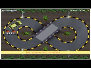 Обзор и Прохождение Онлайн Игры Симулятора Вождения