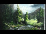 Paint with Kevin Hill - Wildflower Mountains