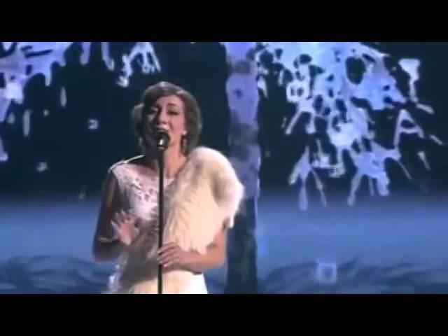 Песня.Голос-Алиса Игнатьева и Пелагея-Белым снегом