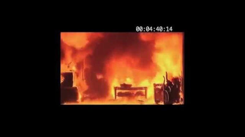 Housse de Racket - L'Incendie (Official Video)