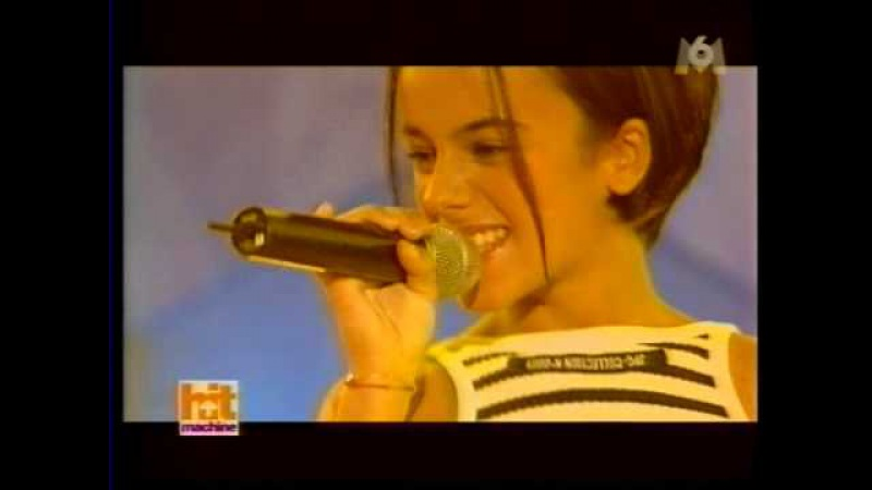 Alizée - Moi...Lolita Live (2000-09-16 - Hit Machine - M6)