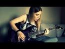 Paramore Crushcrushcrush guitar cover