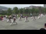 Wudang Amazing Group Performance