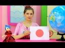 Модная География: Ниндзя Донателло и Радость в Японии
