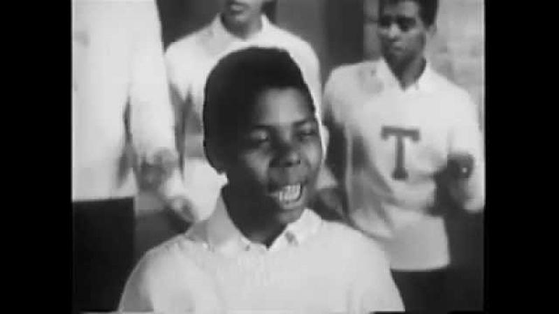 Я не несовершеннолетний правонарушитель - Ф.Лаймон и подростки - I'm Not A Juvenille Delinquent - Frankie Lymon The Teenagers