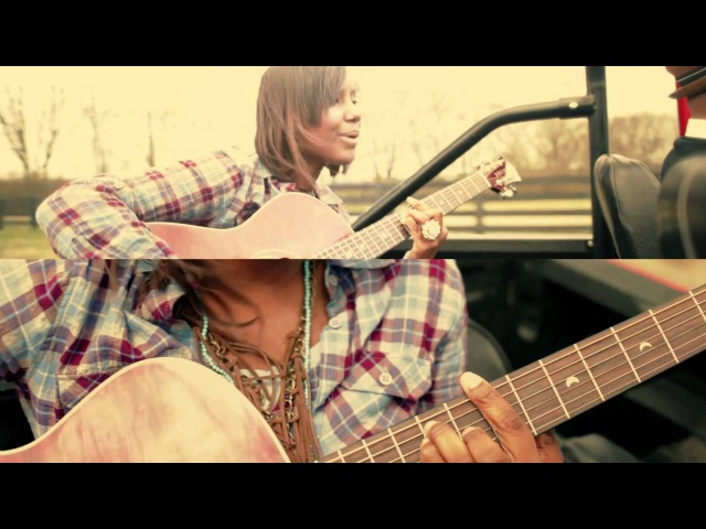 Jamie Grace Hold Me featuring tobyMac Official Music Video