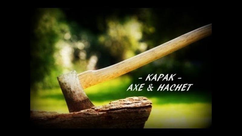 Silat Suffian Bela Diri - Axe Fighting (Hachet / Tomahawk)