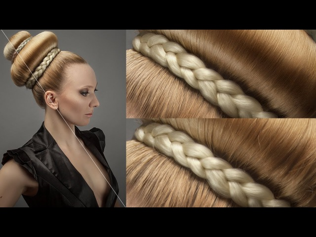 Photoshop Tutorial: Advanced Hair Retouching