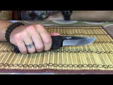Regeinding Project Cold steel Recon 1 tanto CTS HXP