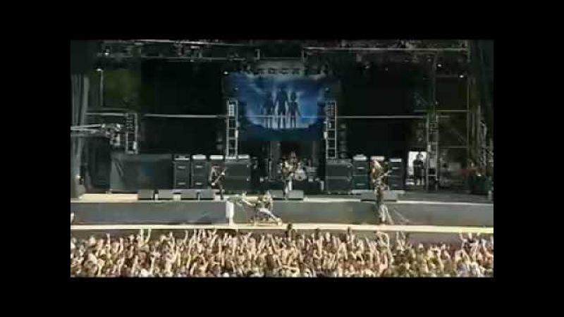HYPOCRISY Eraser at Wacken 2004 OFFICIAL LIVE