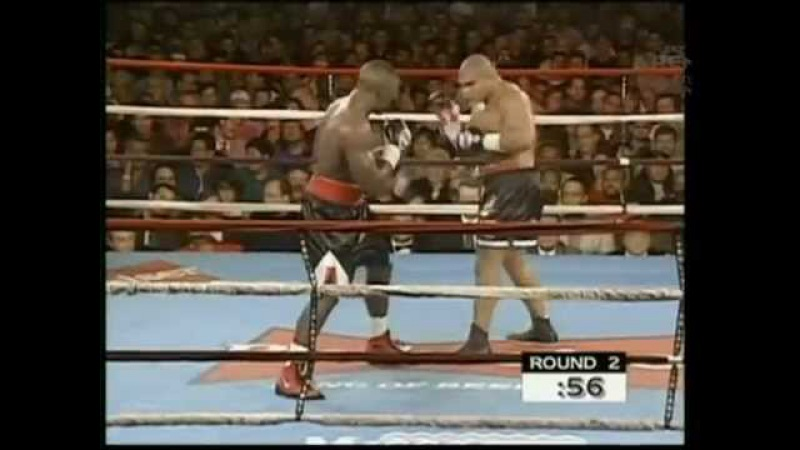 David Tua vs Hasim Rahman I 19/12/1998