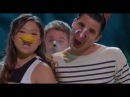 GLEE- The Fox (What Does The Fox Say?) (Full Performance) (Official Music Video) HD