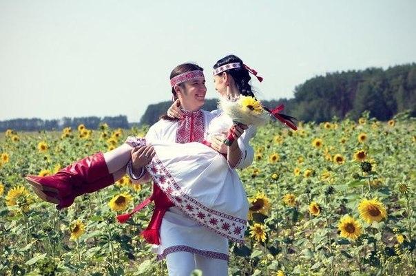Возрождение Славянской Одежды