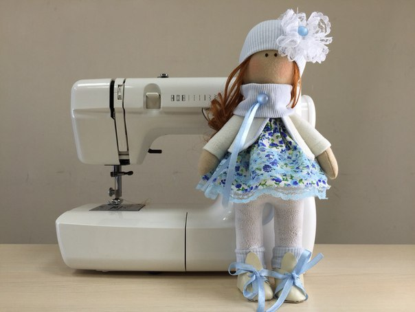 Панпина выкройка куклы