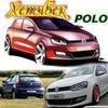 VW Polo / Volkswagen Polo hatchback