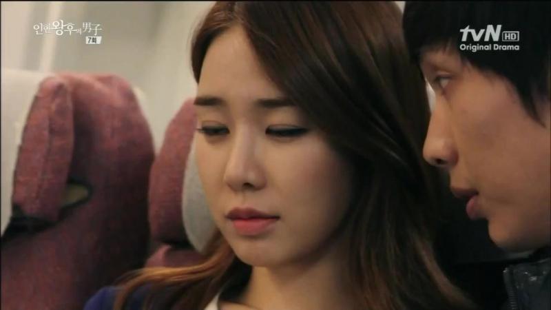Рыцарь королевы Инхён Queen In Hyuns Man серия 7 (Озвучка GREEN TEA)