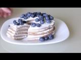 Диетические панкейки - ПП панкейки - Полезный десерт