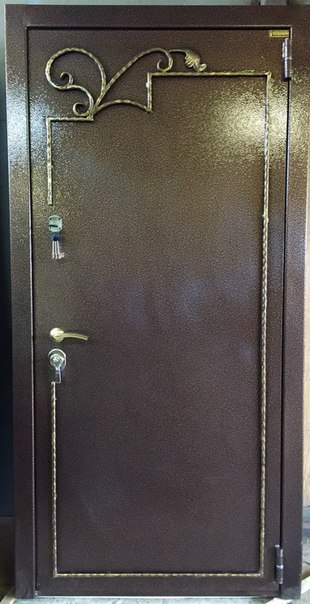 стальные двери от производителя выставка