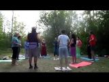 Потоковая медитация Высшего Я 12 лучей сновидения, на Протоке.2015.
