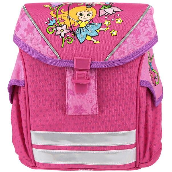 "Мини-ранец  ""принцесса"", цвет: розовый, ArtBerry"