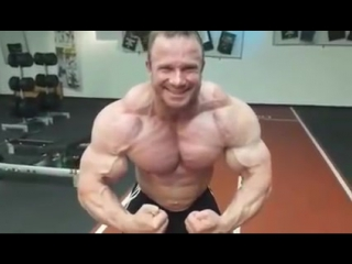 Ronny rockel - 5 weeks out from mr.olympia 2015